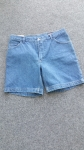 Jeans Shorts Denim Gr: 50